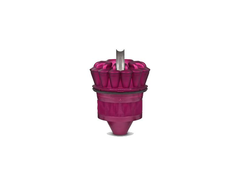 Dyson DC39 Satin Fuchsia Cyclone Assembly