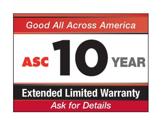 10 Year Motor Warranty on Vacuums Under $199.99