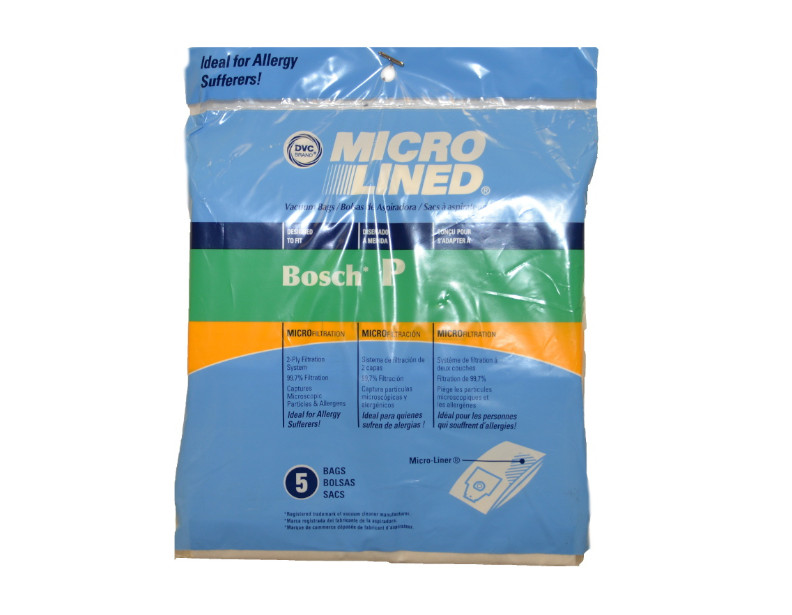 Bosch Style P Generic 5 Pack