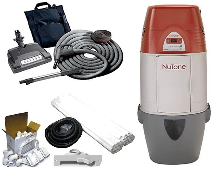 Nutone VX475 Deluxe Builder's Package