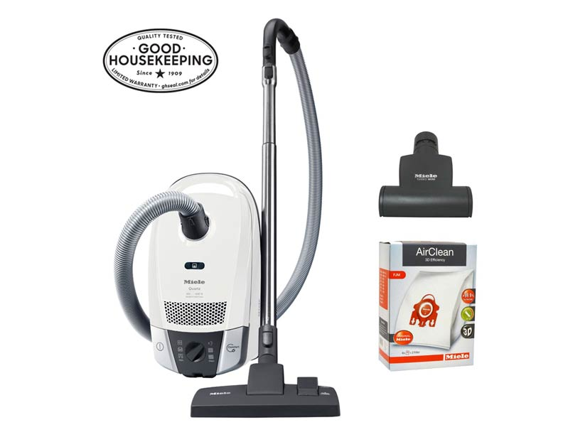 Miele Quartz Vacuum Deluxe Package