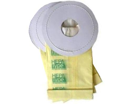 Royal Type J HEPA Vacuum Bags Genuine 3 Pack