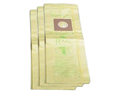 Royal Type B HEPA Vacuum Bags Genuine 3 Pack