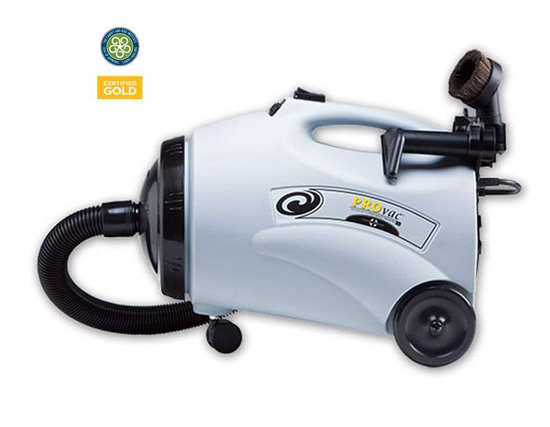 ProTeam ProVac CN Canister Vacuum with Xover Floor Tool Kit D