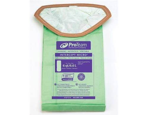ProTeam Intercept Micro Filters 107314 10 Bags