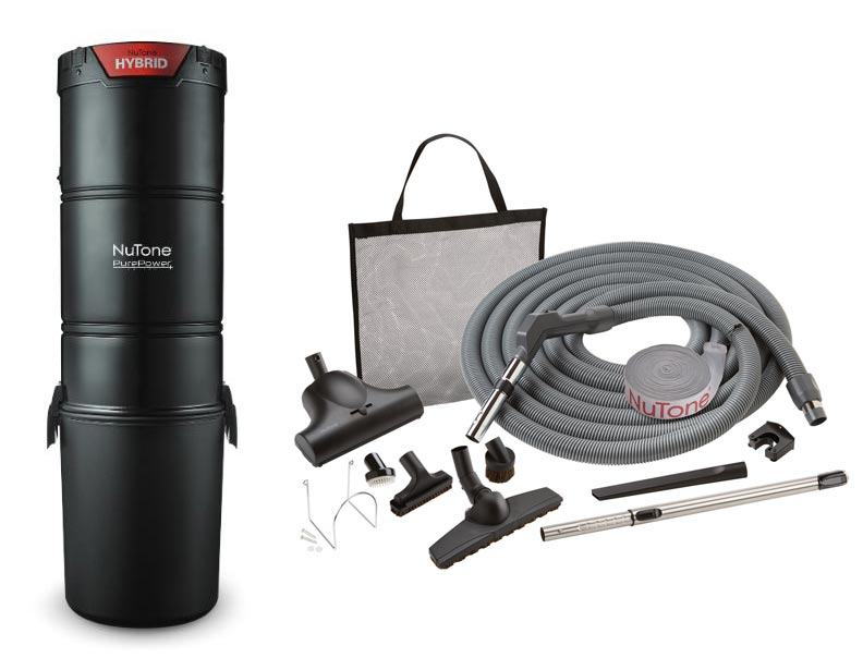 NuTone PP650 Central Vacuum Pet Care Package