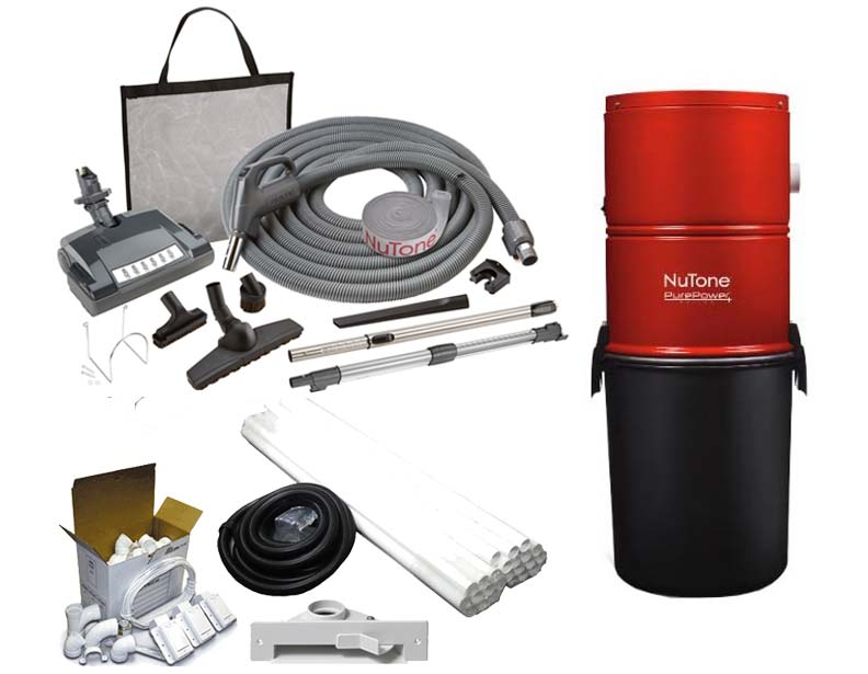 NuTone PP500 Deluxe Builder's Package