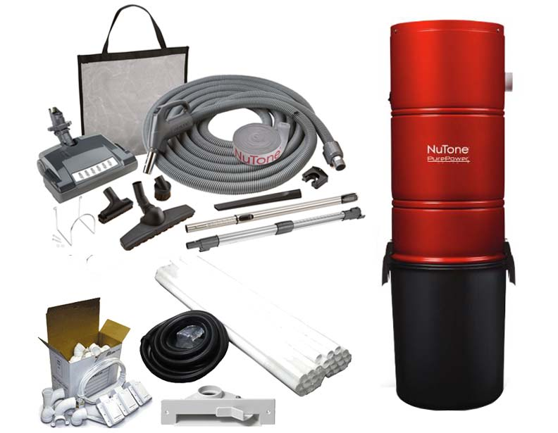 NuTone PP600 Deluxe Builder's Package