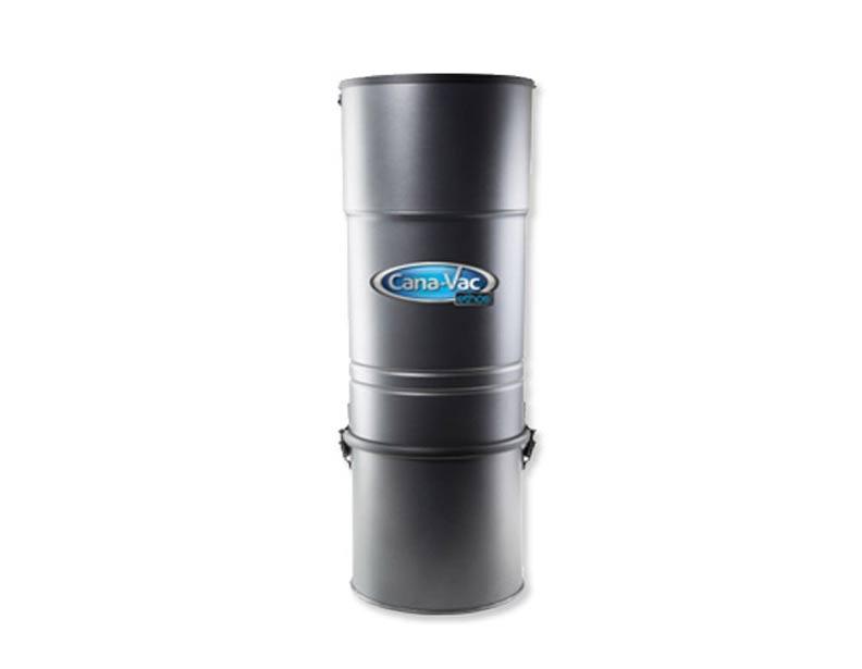 Cana Vac Ethos Es 525 Central Vacuum Evacuumstore