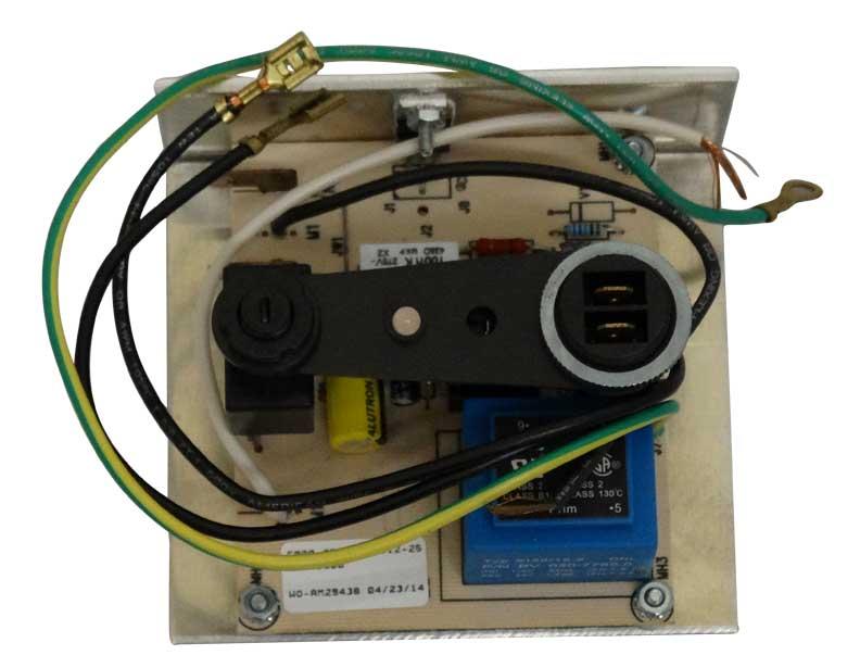 nutone cv750 control board