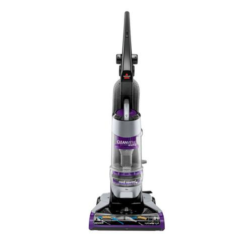 bissell cleanview ii bagless manual