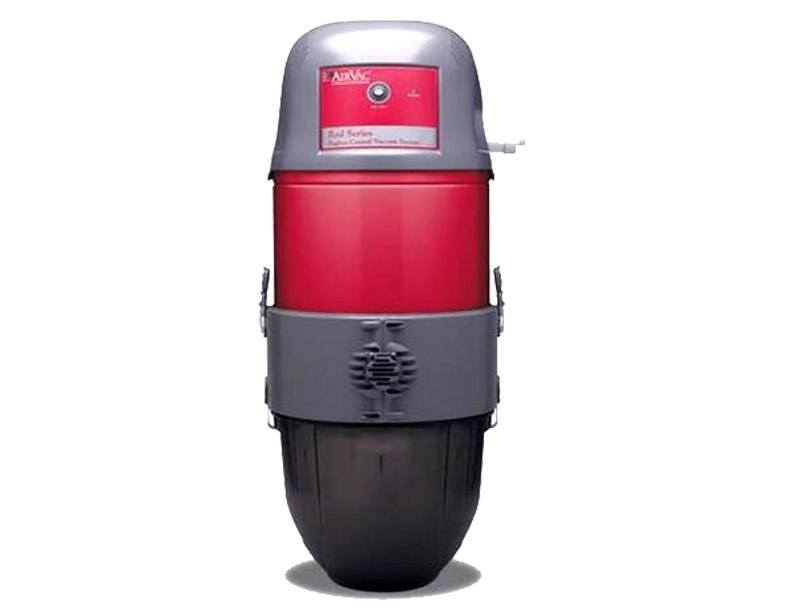 Air Vac AVR3000 Red Series Central Vacuum
