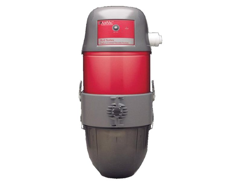Air Vac AVR12000 Red Series Central Vacuum