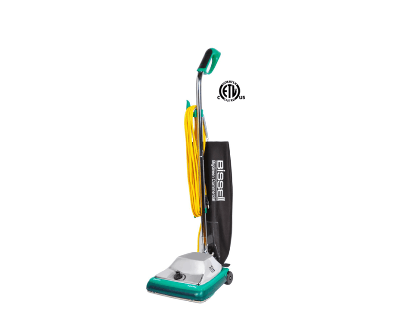 bissell 16 inch clean bg107hqs upright vacuum cleaner