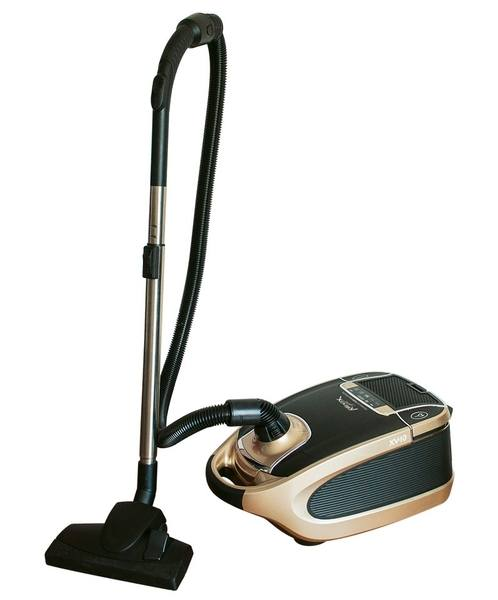 JohnnyVac XV10 Canister Vacuum Cleaner