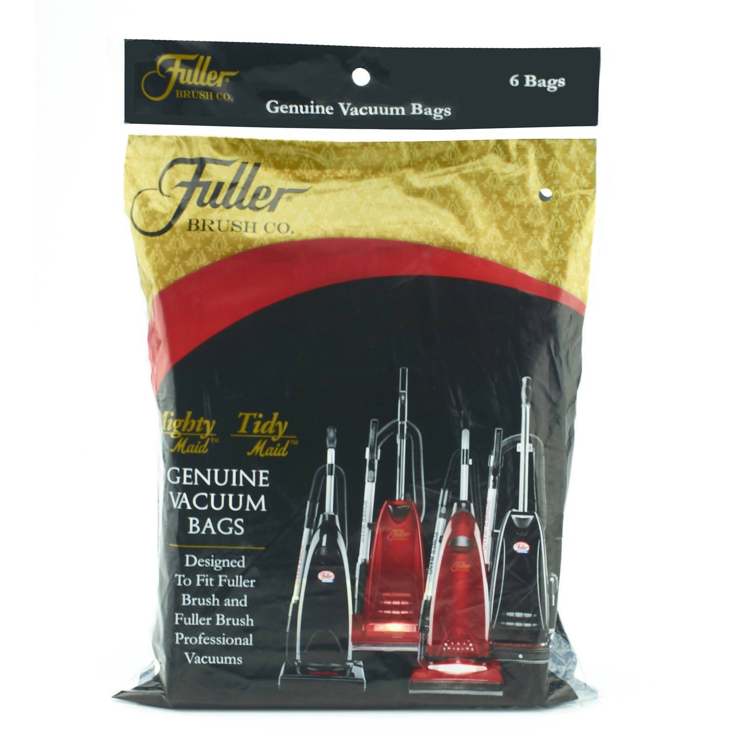 Fuller Brush Paper Vacuum bags for Uprights (6-Pack)