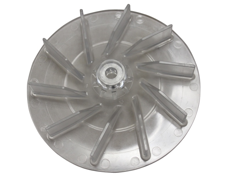Sanitaire Duralux Commercial Upright SC678-A UPR MTR FAN-LEXAN