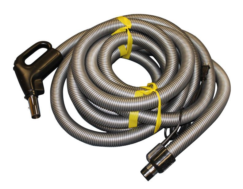 Wessel 30FT Central Vacuum Hose Pg-Tail
