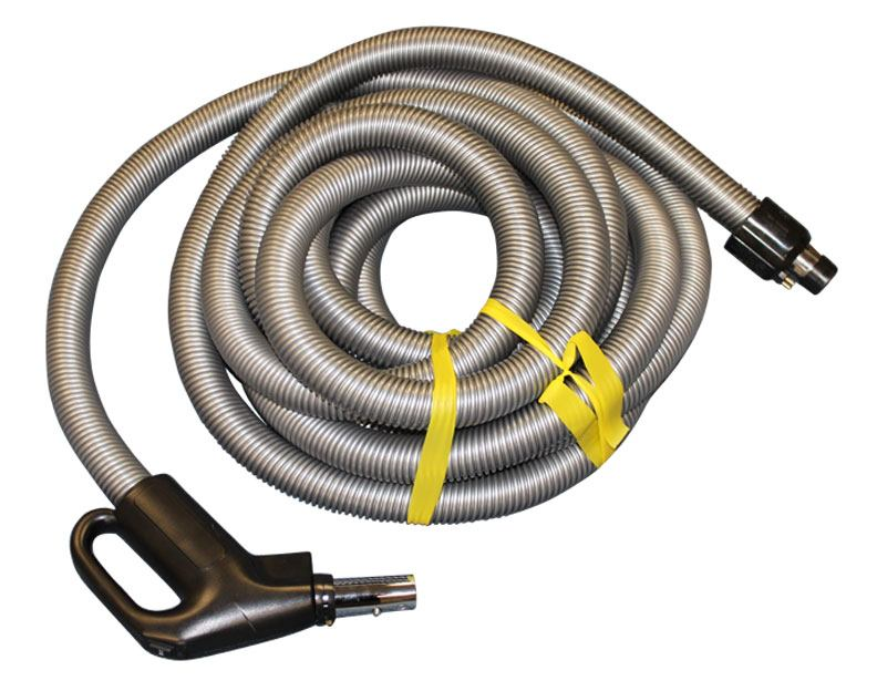 Wessel 35FT Central Vacuum Hose Direct Connect
