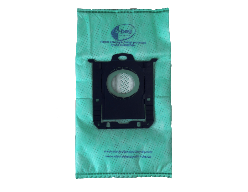 Electrolux S-Bag Clinic 16 Pack Vacuum Bags EL202D Genuine