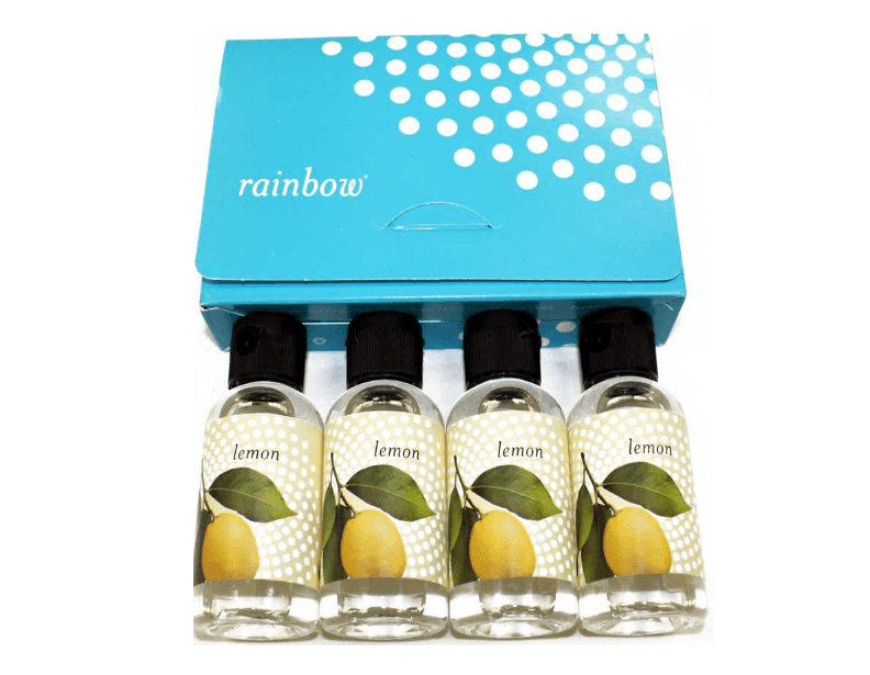 Rainbow Lemon Fragrance Pack