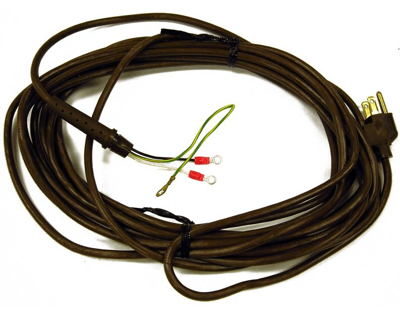 Rainbow D3 Brown Power Cord