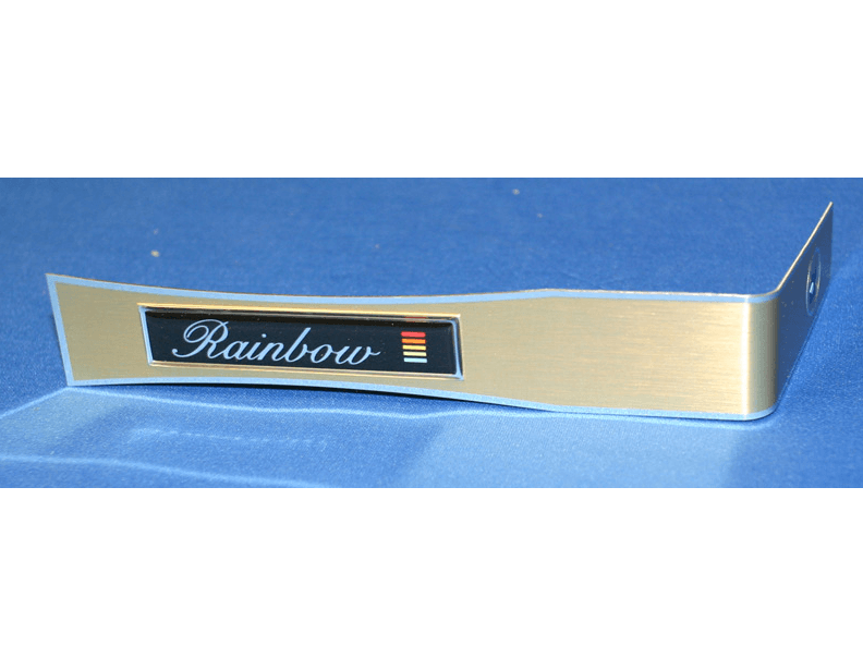 Rainbow D4 Series Top Handle Decal