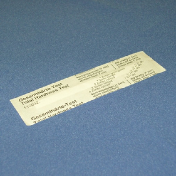 Miele Water Hardness Test Strip