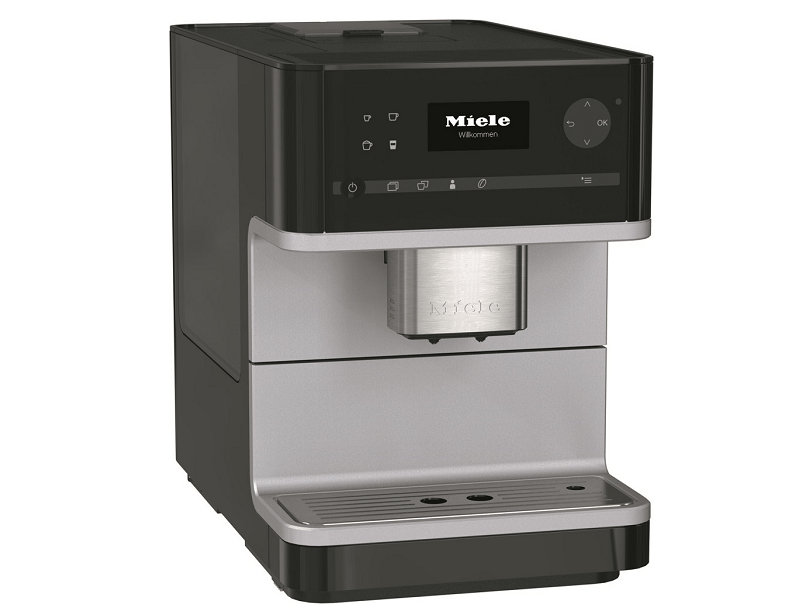 Miele CM6110 Countertop Coffee System (Black)