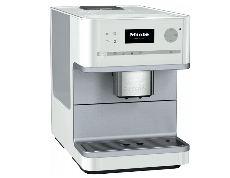 Miele CM6110 Countertop Coffee System (White)