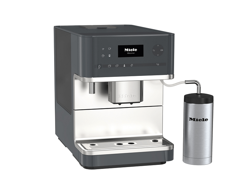 Miele CM6350 Countertop Coffee System (Black)