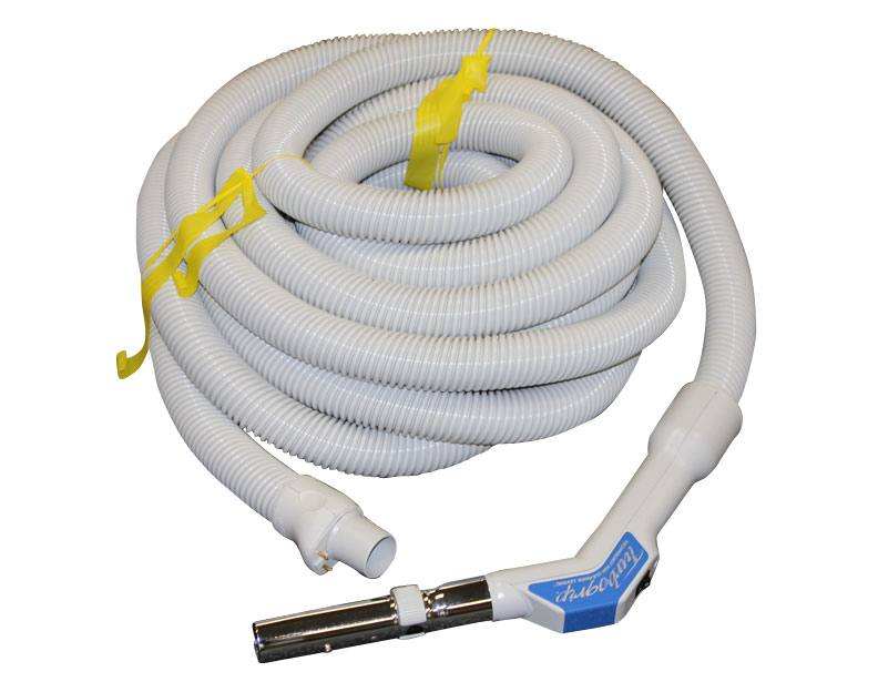 Vacuflo Turbo Grip Low Volt Hose - 35 ft