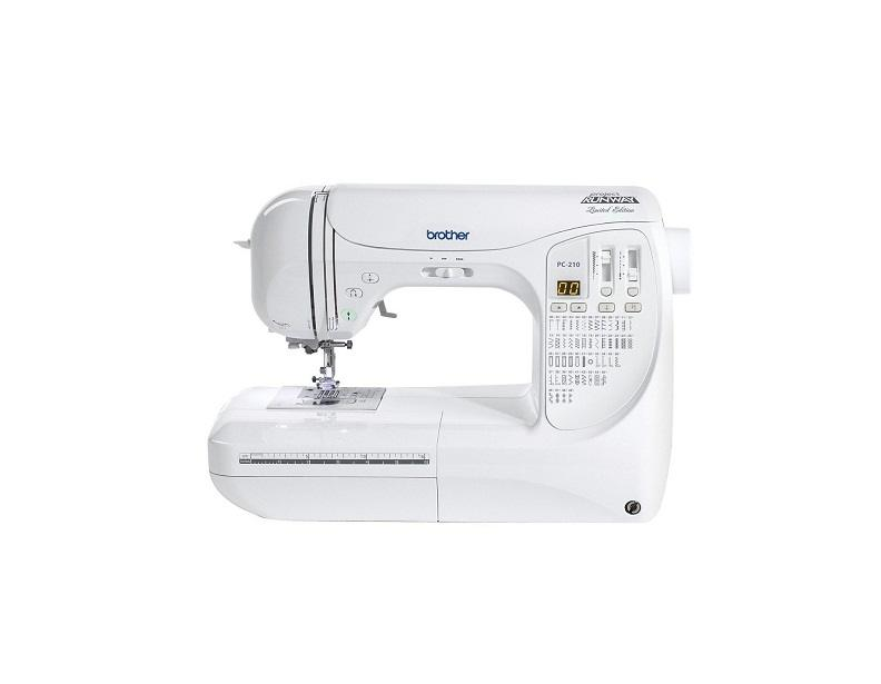 Brother PC210PRW Limited Edition Computerized Sewing Machine