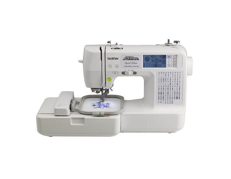 Brother LB6800PRW Limited Edition Computerized Sewing Machine