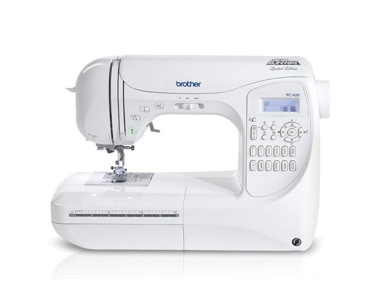 Brother PC420PRW Limited Edition Computerized Sewing Machine