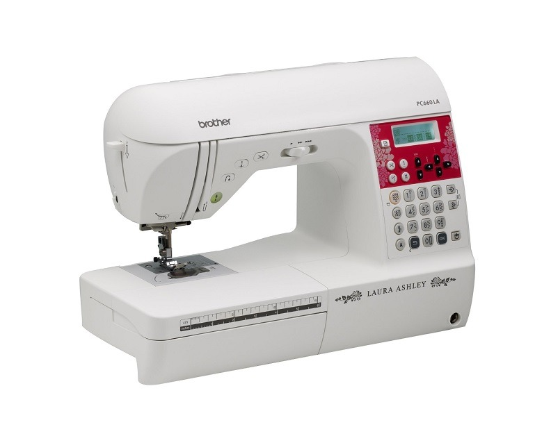 Brother PC660LA Limited Edition Sewing and Quilting Machine