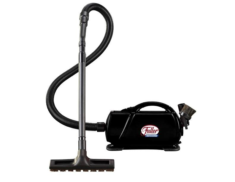 Fuller Brush FBP-PCV Canister Vacuum Cleaner