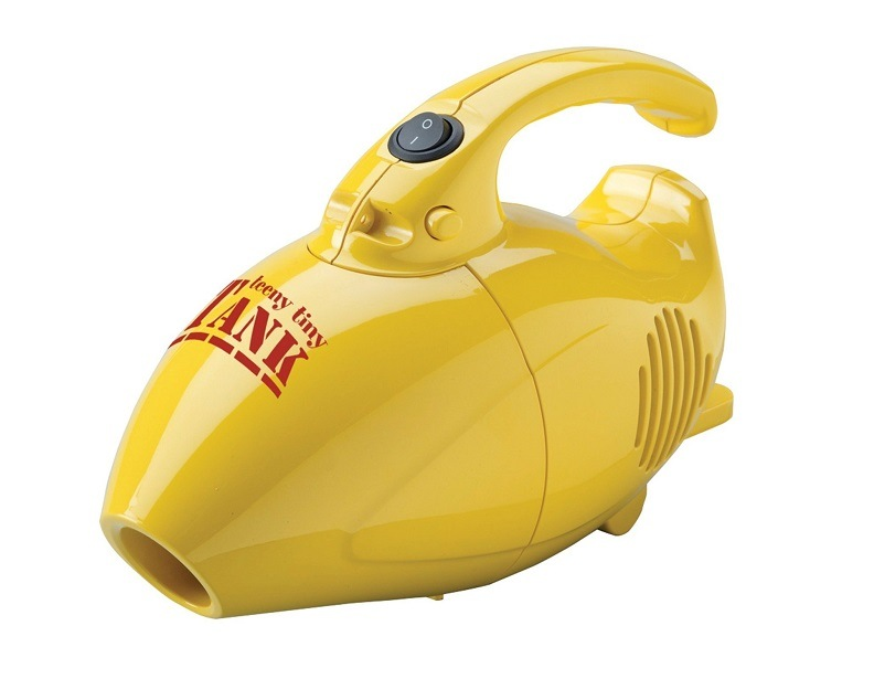 Fuller Brush Carpet Pro SCT-1 Teeny Tiny Tank Hand Vacuum