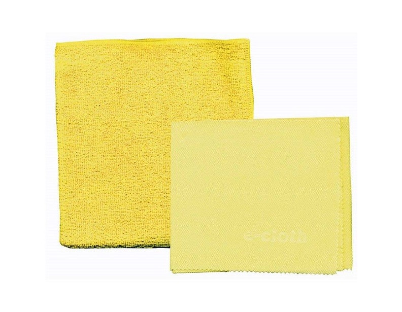 E-Cloth Bathroom Cleaning Cloths (2 Pack)