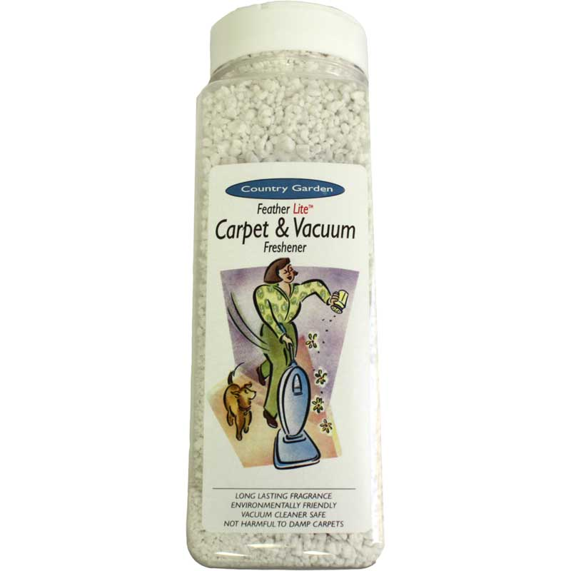 Feather Lite Country Garden Carpet & Vacuum Freshener