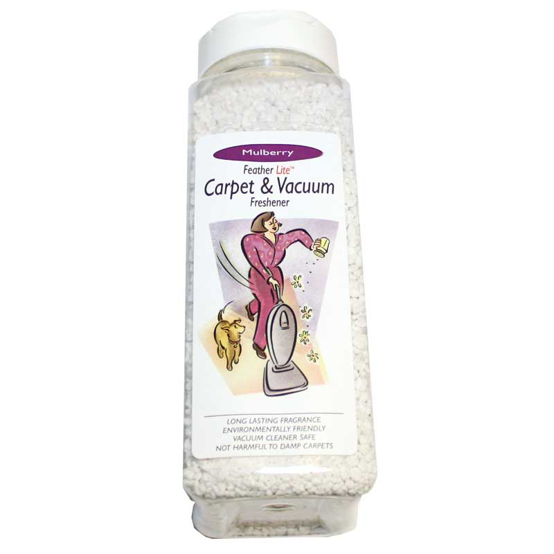 Feather Lite Mulberry Carpet & Vacuum Freshener