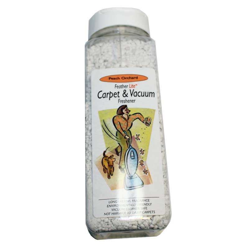 Feather Lite Peach Orchard Carpet & Vacuum Freshener