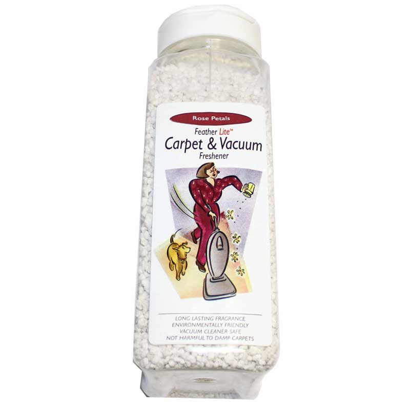 Feather Lite Rose Petals Carpet & Vacuum Freshener