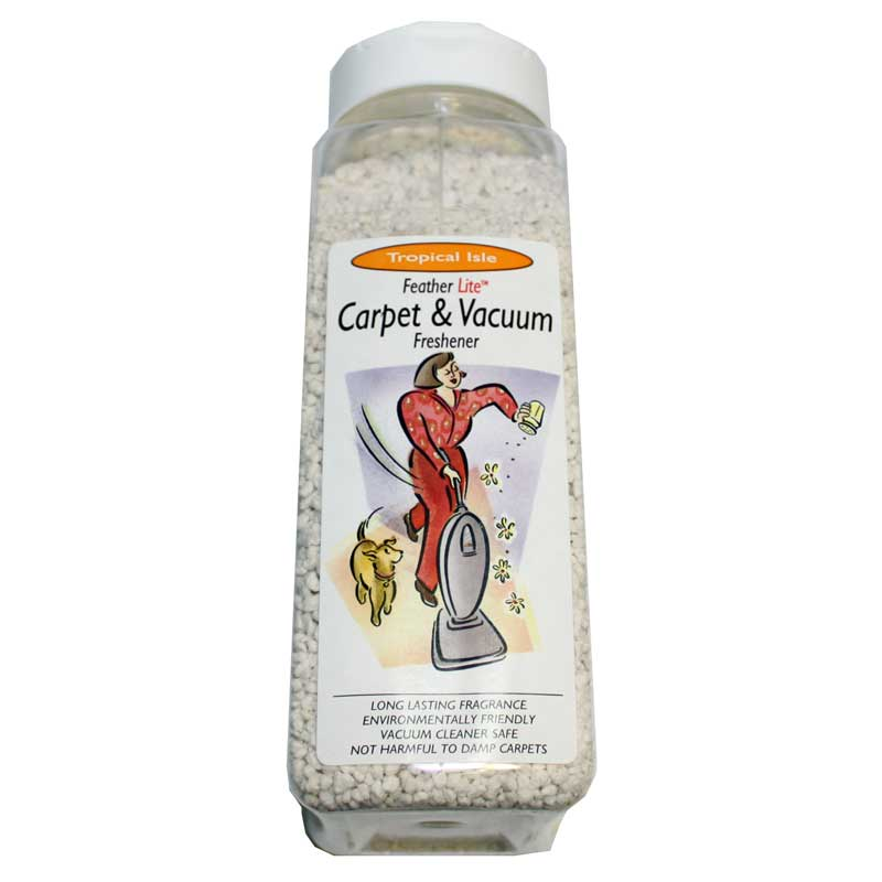 Feather Lite Tropical Isle Carpet & Vacuum Freshener