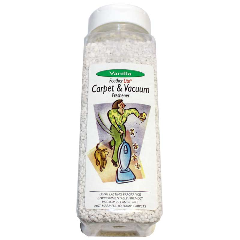 Feather Lite Vanilla Carpet & Vacuum Freshener