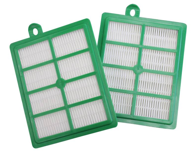 Electrolux Generic H12 Green HEPA Filter - 2 Pack