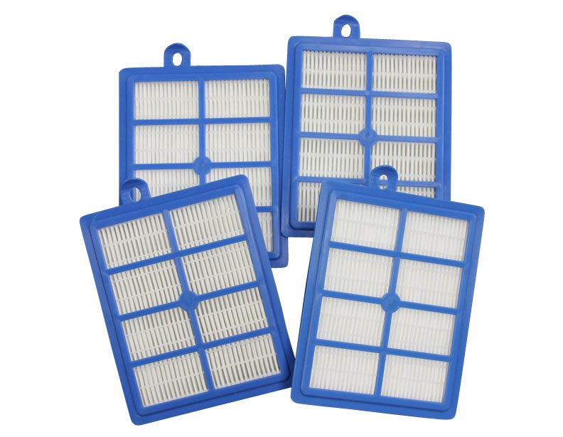 Electrolux Generic H12 Blue Washable HEPA Filter - 4 Pack