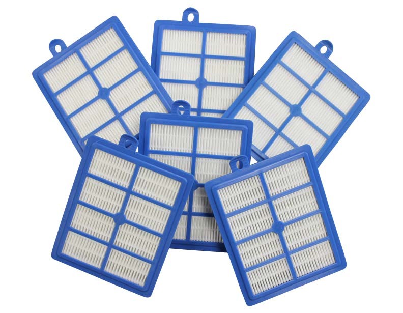 Electrolux Generic H12 Blue Washable HEPA Filter - 6 Pack
