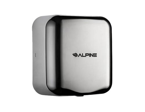 Alpine Hemlock Commercial Hand Dryer