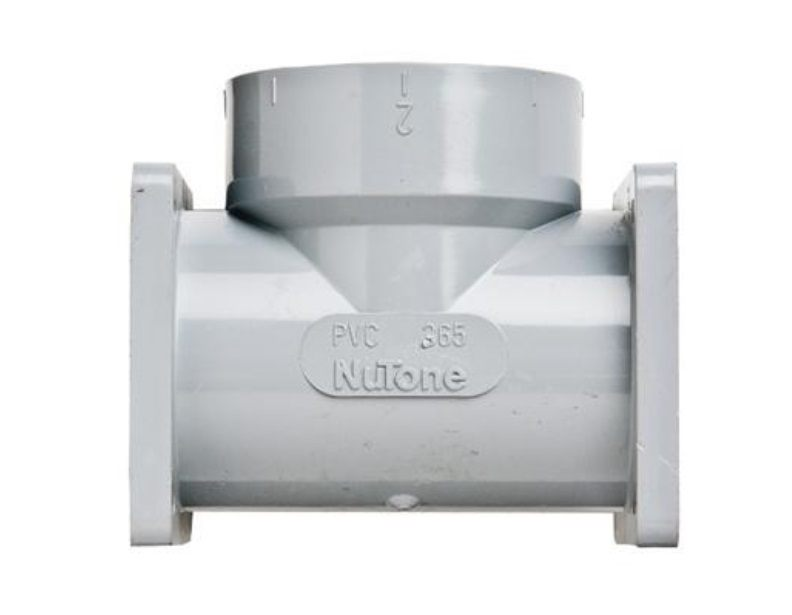 NuTone CF365 Double-Flanged Tee